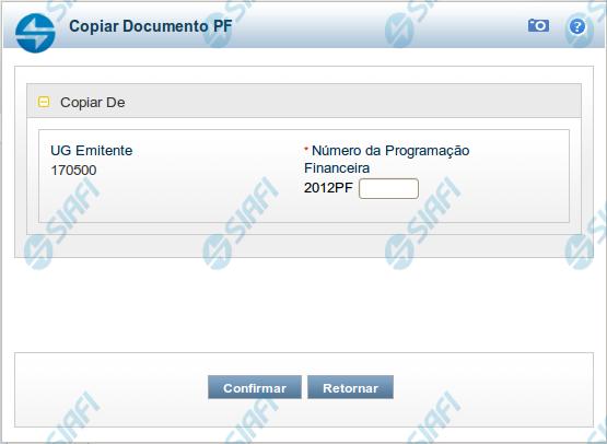 Copiar Documento PF